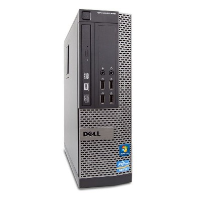 Dell Optiplex 790sff Core i7 2600 Ram 4G HDD 250G